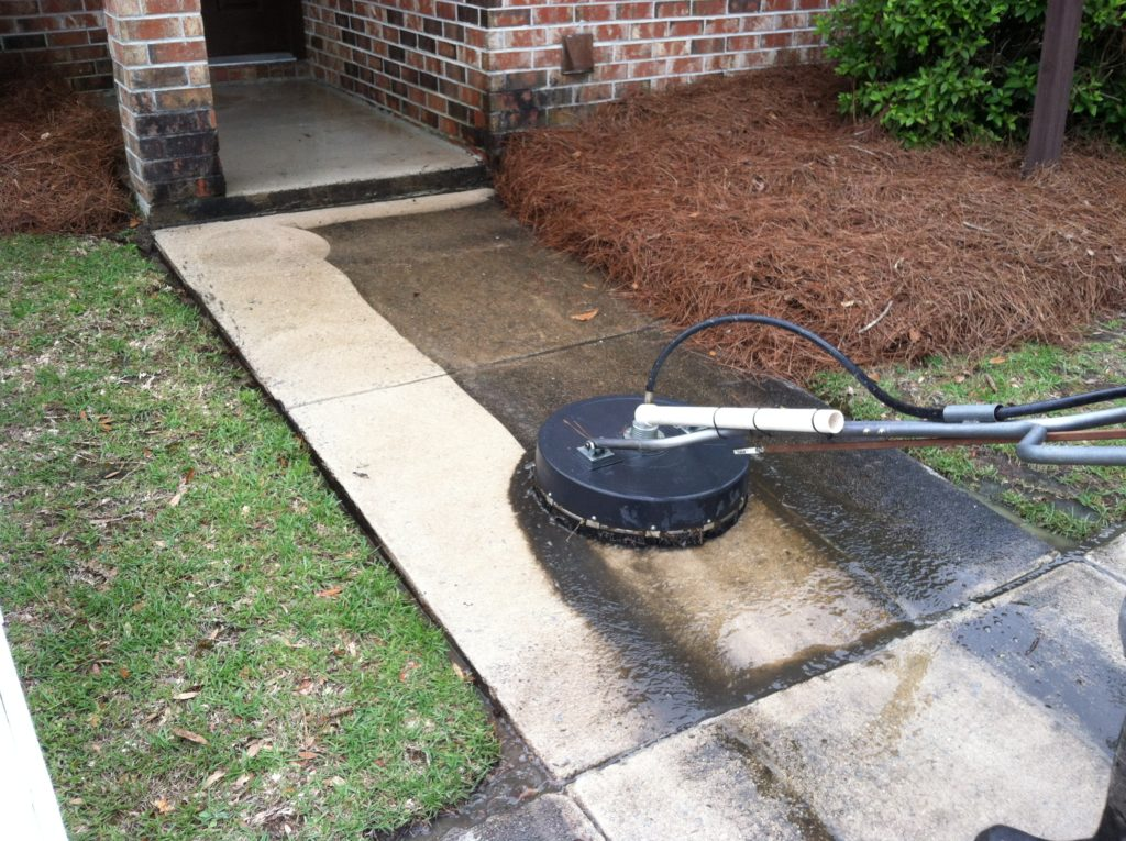 What Is A Concrete Surface Cleaner
